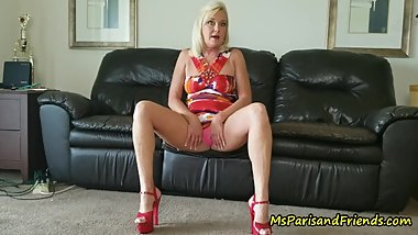 Step-Mommy Wants You to CREAMPIE Her Pussy