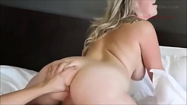Milf in Glasses Fucked