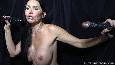 The BBC Gloryhole With Slut Mom-1080p