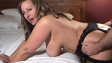My busty wife cheating on me with her best friend