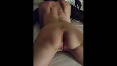 My BBC Lover Can Make Me Beg for Cock And My Husband Makes Me Squirt