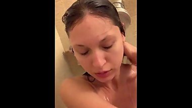 Shower Blowjob