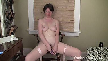 Intimate Time With Yanks Babe Inara