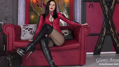 boots and stockings joi