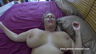 Amber Lynn Bach - My stepson always gets what he wants