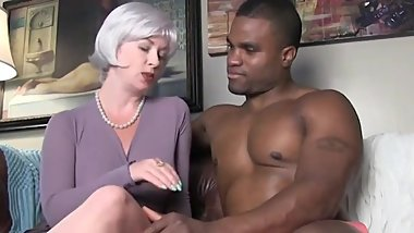 Horny and sexy milf enjoying her first BBC on vacation