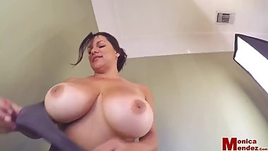 Monica Mendez from Pinupfiles vid_9187