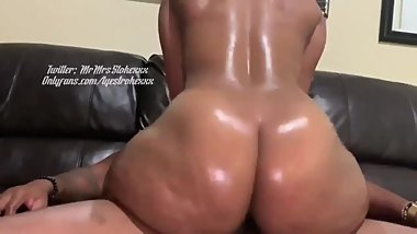 hood bitches get dick from behind Compilation