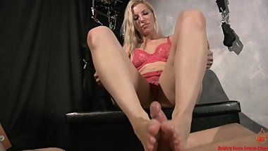 The Footjob Returns