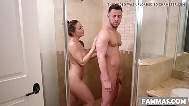 Step SIster Sexy Nuru Massage Step Brother