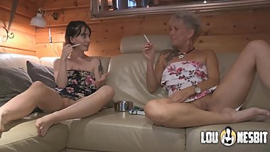 German Smoking & Cuckold Talk