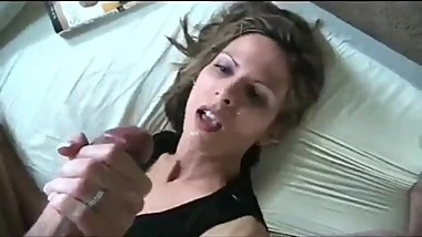 Shameless mature busty mother likes hot anal sex with her stepson