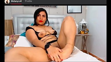 girl of Striptease - camshow - Melanycoll camsoda - 005