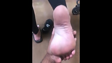 Big soles Betty size 9