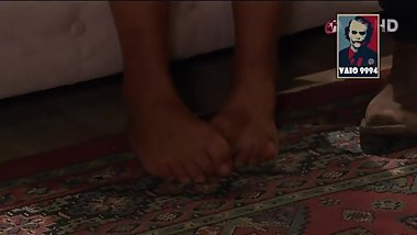tv tickles and feet 46