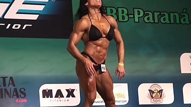 Selma Labat posing on stage