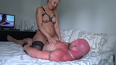Cowgirl Complitation By Amateur Swedish Couple -RealisticSexCouple