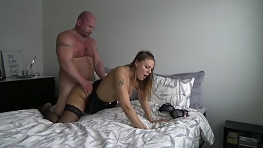 Doggystyle Compilation By Swedish Amateur Couple -RealisticSexCouple