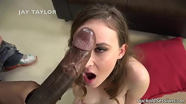 PMV White Sluts Love Big Black Cock