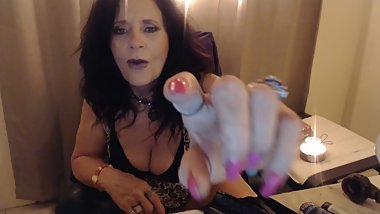 MATURE CEI- eat your cumload exactly the way I tell you!