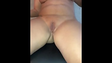 ashline1 aka Erica fucks herself with a dildo