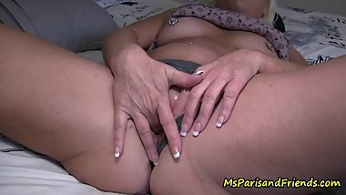 Mommy's HOT Pussy Makes Me CUM