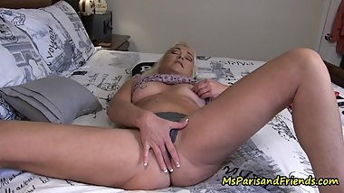 Step-Mommy's HOT Pussy Makes Me Cum