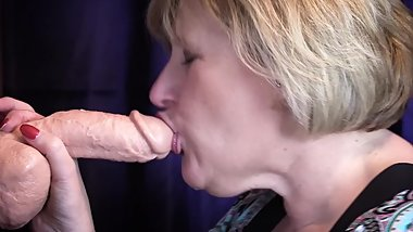 Cum in mouth practice. Practice makes perfect in taking a mouthful of Cum!