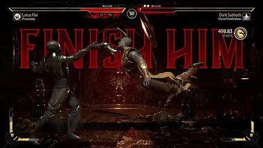 MASTER NOOB  Noob Saibot Kombat League Gameplay