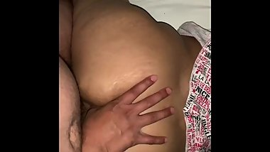 Fucking my girlfriends MOM while she is shopping! Latina Booty