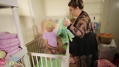 Ageplay 24/7 Mommy Time