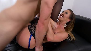 Cherie DeVille cock hungry MILF