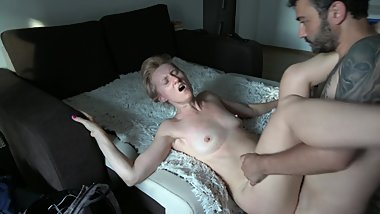 After i came i put my dick inside my stepmom - Little brother on the way