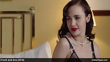 Emily Elicia Low & Jacqui Holland Nude And Erotic Movie Scenes