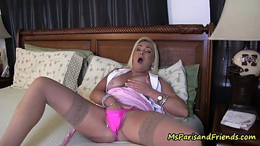 Step-Mommy/Step-Son and His Panty Fetish