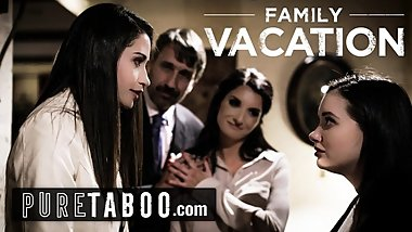 PURE TABOO Wait! Are You Having Sex With Your Foster-Parents!?