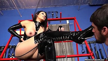 Mistress Tangent - Boot Servant