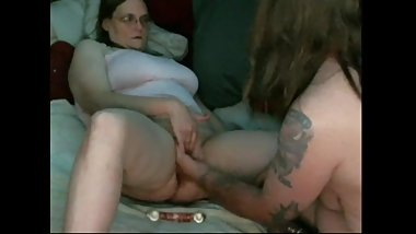 Homemade wife multiple orgasm part 2