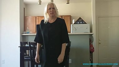 VIRTUAL TABOO POV - Step-Mom Veronica Vaughn Transformed From Prude 2 Slut