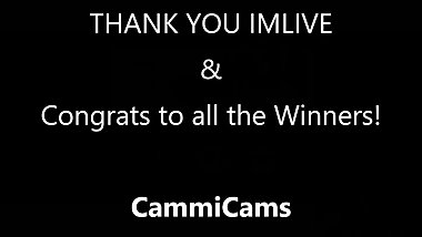 CammiCams ImLive 2019 AW Summit Raffle Winner