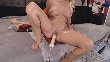 Cam Girl Squirting