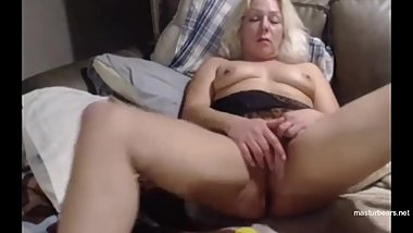 Leonie 48 inspired by masturbation videos