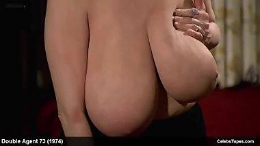 Chesty Morgan & Tempest Storm Nude And Gigantic Tits Video