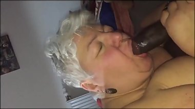amateur granny blowjob compilaction 2